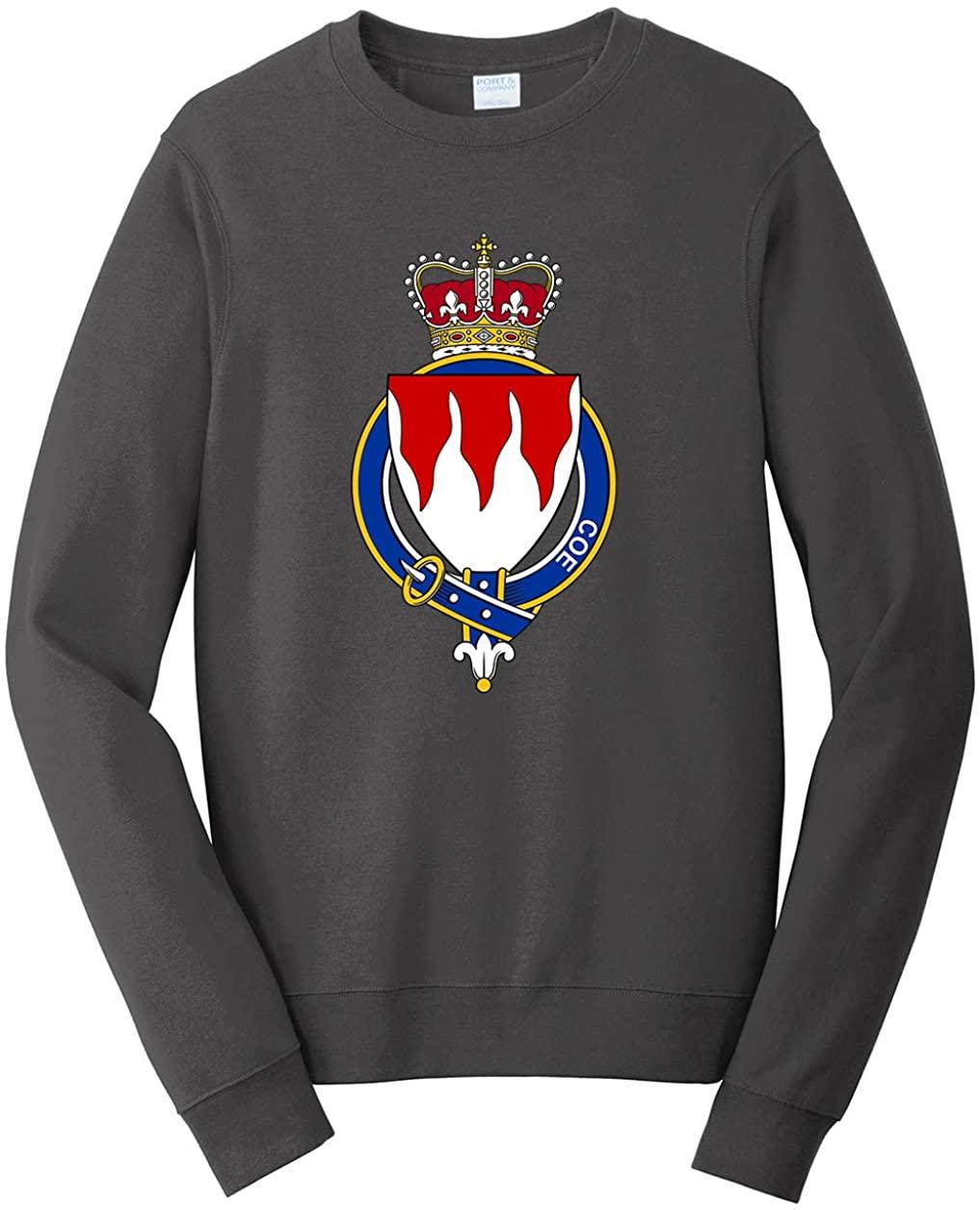 Tenacitee Unisex English Garter Family Coe Sweatshirt
