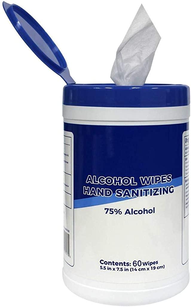 Sunnyys 𝐃isiñfecti0n 𝐖èt 𝐖ipès 75% Alc0h0l 𝐒terilizati0n Cleaning 𝐖ipès 𝐃isiñfect Hand 𝐖ipès 60 Sheets per Pack