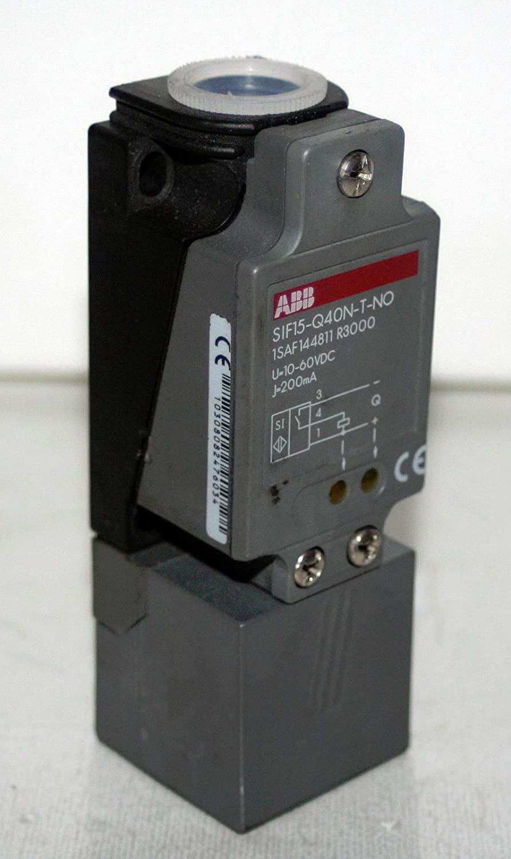 Proximity Switch ABB SIF15-Q40N-T-NO 1SAF144811R3000