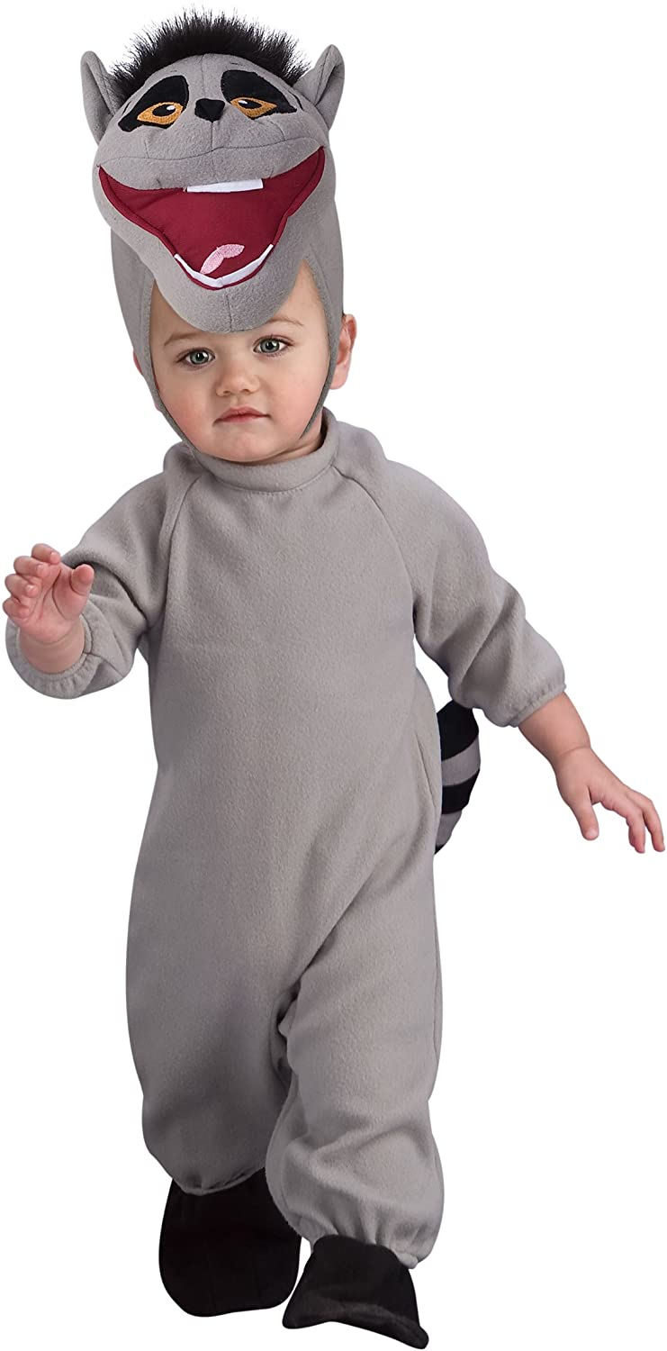 The Penguins Of Madagascar Romper And Headpiece Skipper