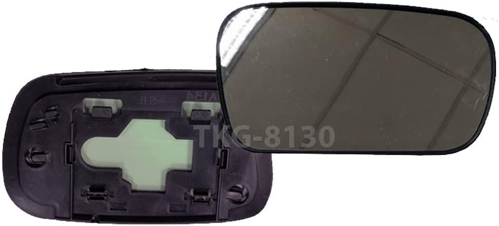 K1AutoParts 1 Right Side Mirror Glass Lens Len For Toyota Corolla Altis Sedan E120 E130 2001-2007