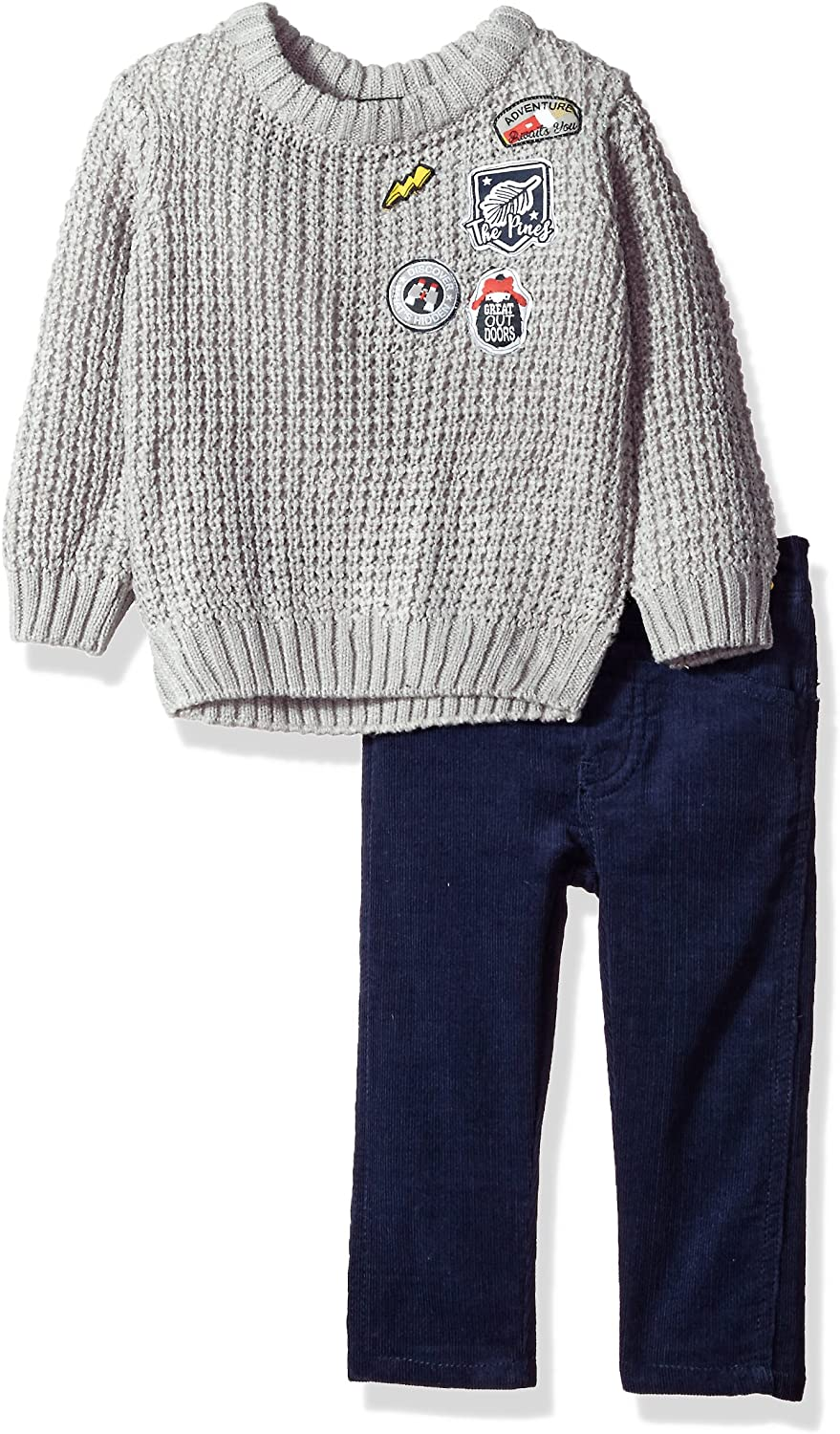 Boys Rock Baby Boys 2pc Pullover Sweater Sets