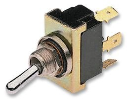 TE CONNECTIVITY A4TP15W04 TOGGLE SWITCH, 4PDT, 20A, 250 V