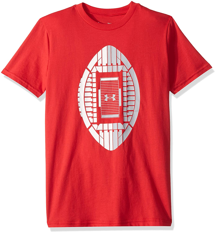 Under Armour Boys' Stadium Icon T-Shirt