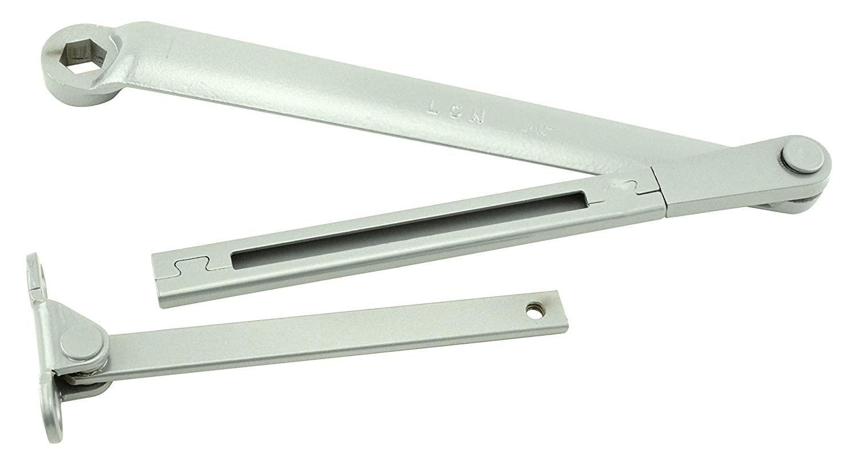LCN 40403077 4040-3077 689 Aluminum Regular Arm