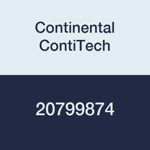 Continental ContiTech 20799874 CTD8M-640-12 Synchrochain Carbon, 640 mm Long, 8 mm Wide, 80 Teeth
