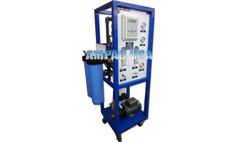 Commercial Reverse Osmosis 1500 GPD | 5670 LPD