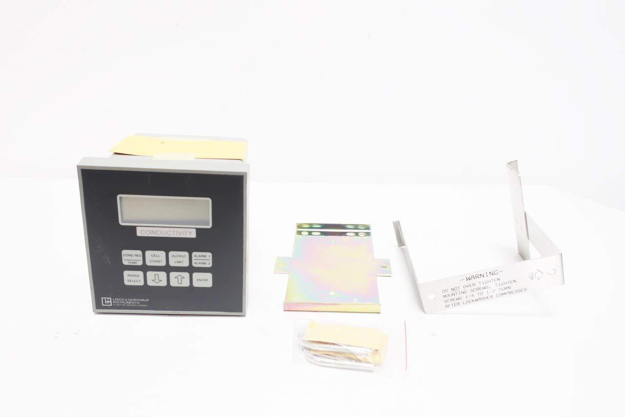 LEEDS NORTHRUP 7082-17 056355 120/240V-AC Conductivity Analyzer