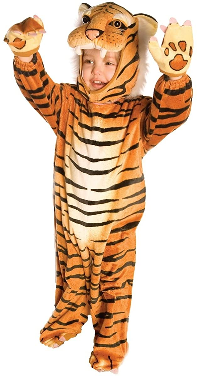 Tiger Toddler Costume Orange Tiger - Small