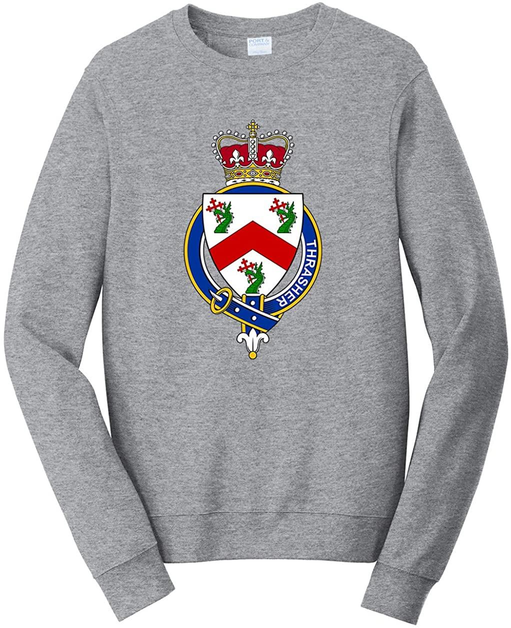 Tenacitee Unisex English Garter Family Trasher Sweatshirt