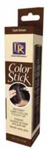 Daggett and Ramsdell Color Stick Instant Hair Color Touch Up - Dark Brown .44 ounce (Pack of 2)