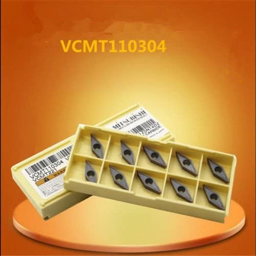 GBJ-1 VCMT110304-VP15TF New Carbide Insert 10pcs