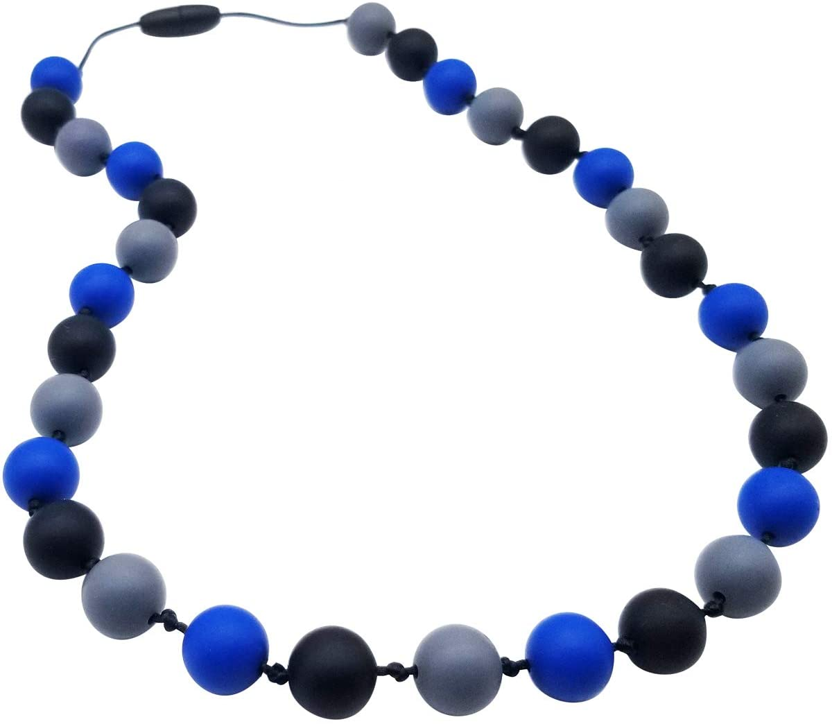 Sensory Chew Necklace for Kids, Boys - Chewing Necklace Teething Necklace Teether Necklace Chew Toys - Teething Toys Designed for Chewing, Autism, Autism Sensory Teether Toy