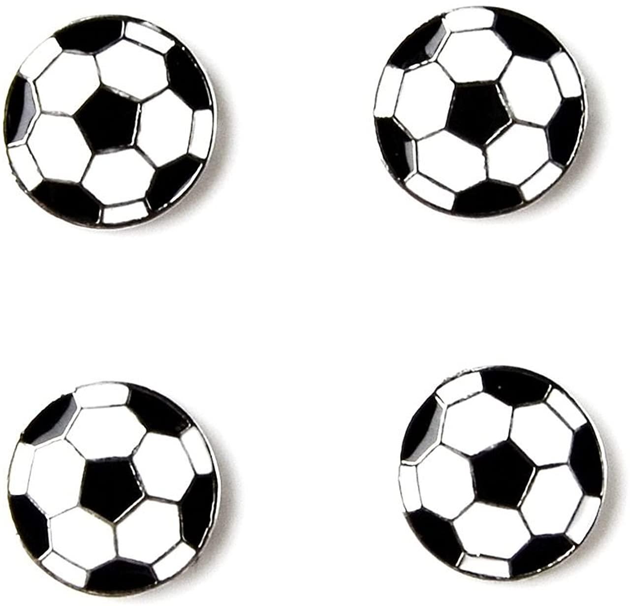 Quality Handcrafts Guaranteed Soccer Tuxedo Studs