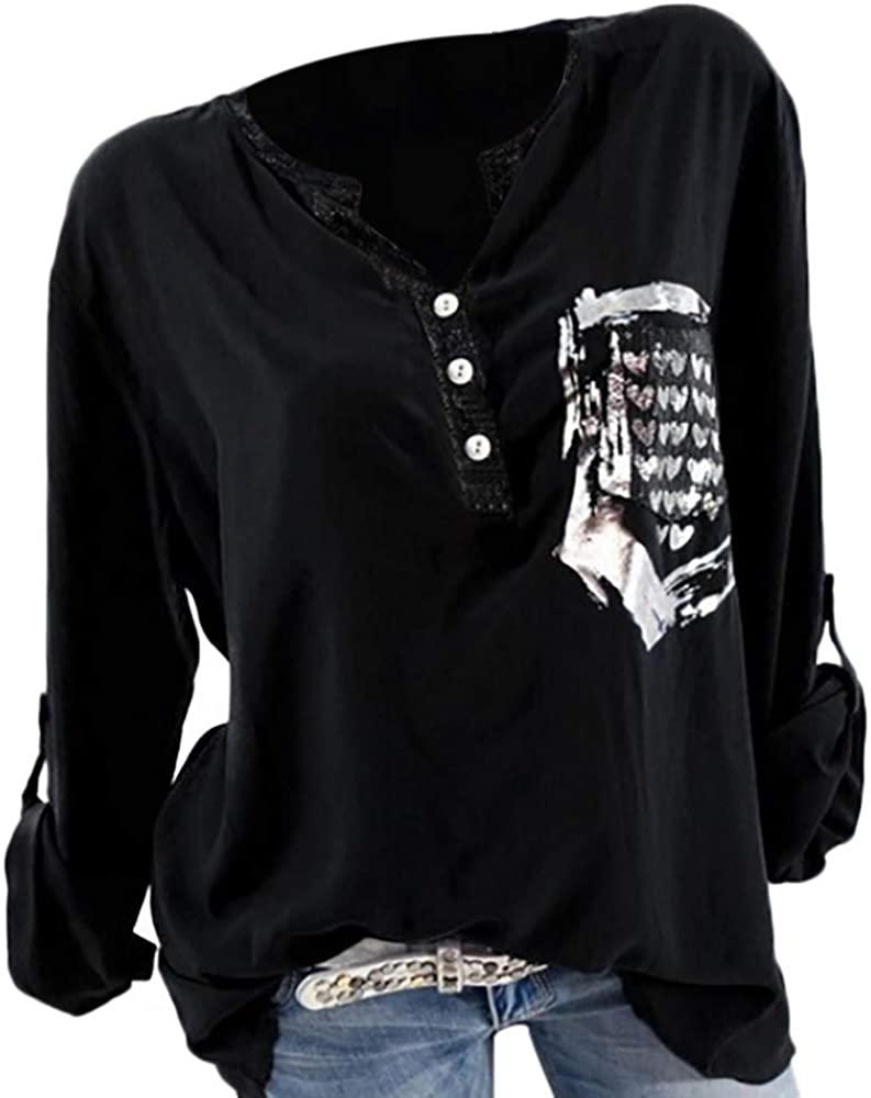 Adeliber Women's Casual Sleeveless O-Neck Print Dress Long Vest Dress