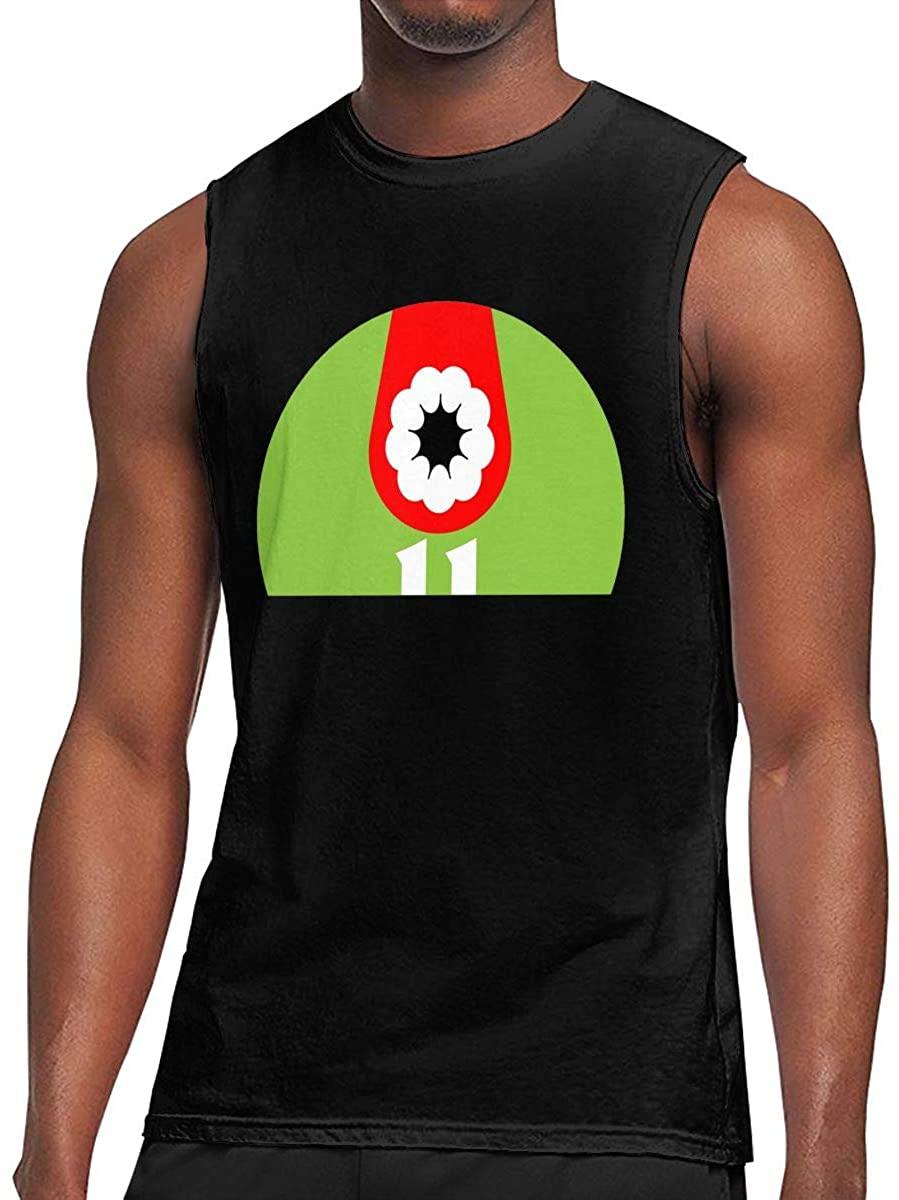 11th Division (Philippines) Men's Tank Top Shirt Bodybuilding Vest Sleeveless T Shirt