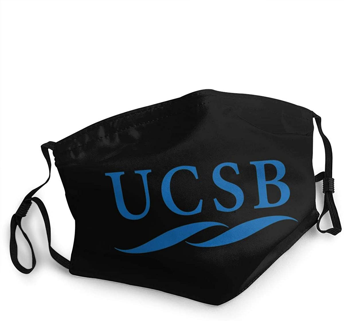 Ucsb Unisex Dust-Proof And Wind Proof Comfortable Face Scarf With Head Scarf And Neck Scarf