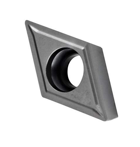 HHIP 6003-8032 XMF849 DCMT/HF 55 Degree Diamond-Coated Rake Carbide Insert, 0.0315
