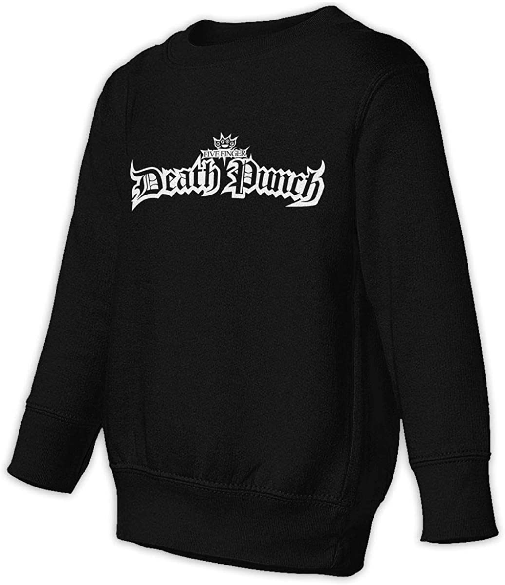 NOT Five Finger Death Punch Unisex Sweatshirt Youth Boy and Girls Pullover Sweatshirt