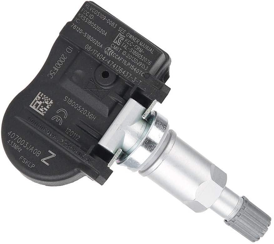 Car TPM Tire Pressure Gauges TPMS Tire Pressure Monitor Sensor Car Monitor Tool Fit for MAXIMA ALTIMA MURANO 40700-3JA0B
