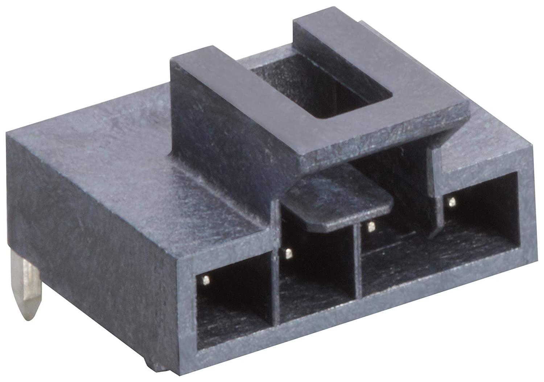 MOLEX - 105313-1106 - Connector, Header, 6POS, 1ROW, 2.5MM