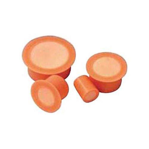 Bellco Glass 2004-00005 Silicone Sponge Closure, 38mm Closure Size (Case of 10)
