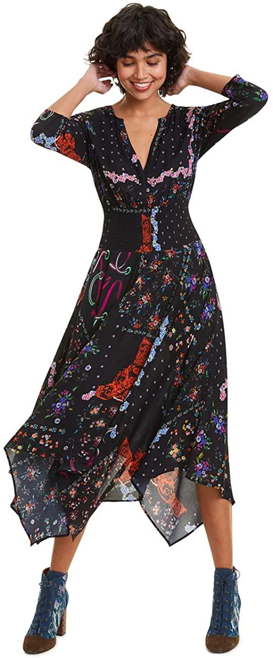 Desigual Women's Dress Jana