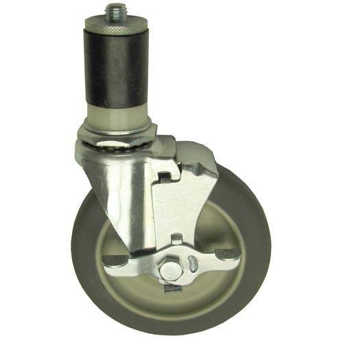 CHG (Component Hardware Group) C13-3451 Swivel Stm Caster W/Brake 5