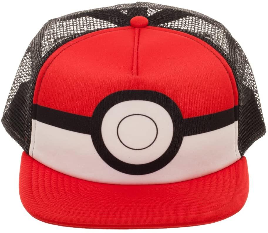 Pokemon Cap - Pokeball Trucker