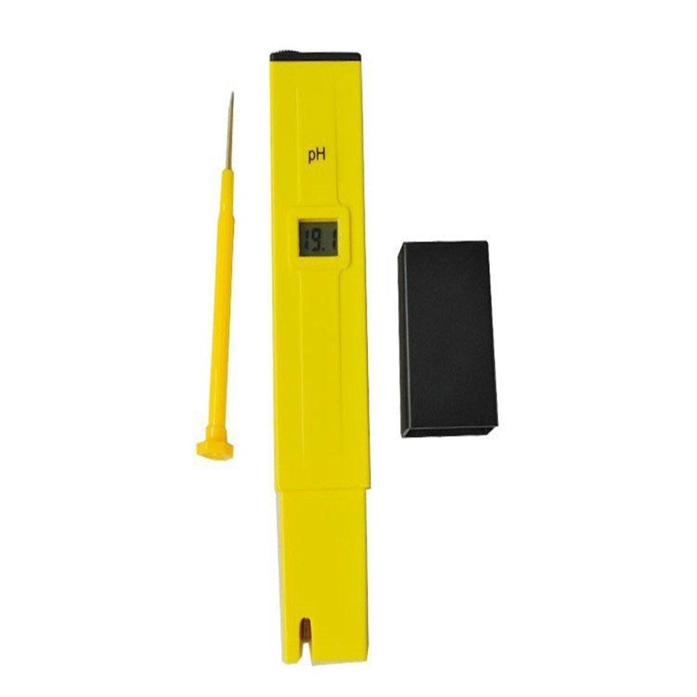 Hq Ph Meter Ph-009 Pen ATC Ph Value Test Pen Tester Tds Tester 0-14 Pocket Aquarium 1pcs