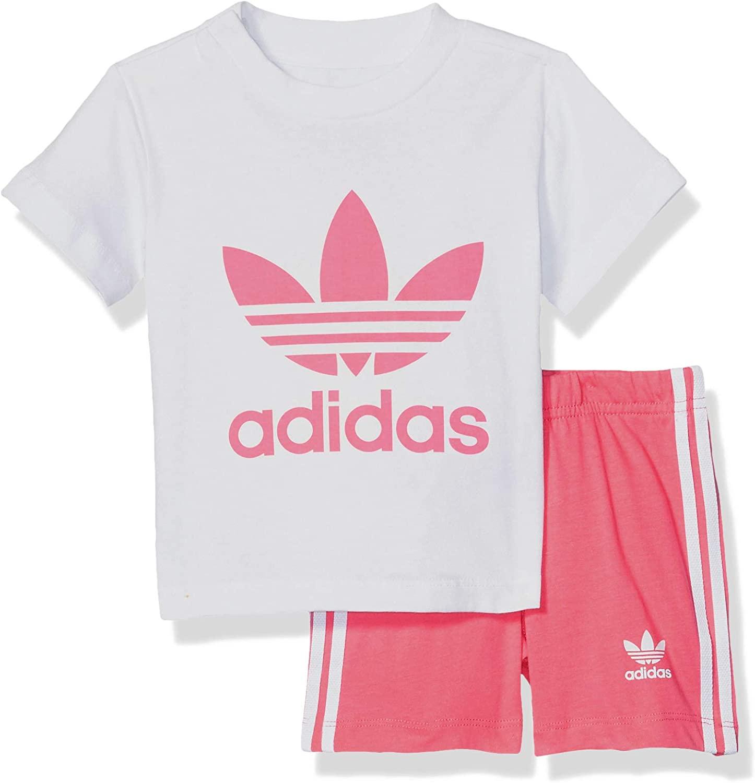 adidas Originals Baby Boys' Infants Short Tee