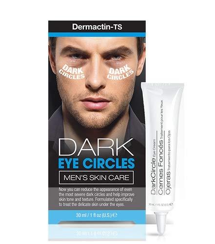 Dermactin-TS Mens Dark Eye Circles 1 ounce (6-Pack)