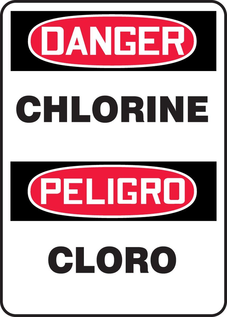 CHLORINE (BILINGUAL) (2 Pack)