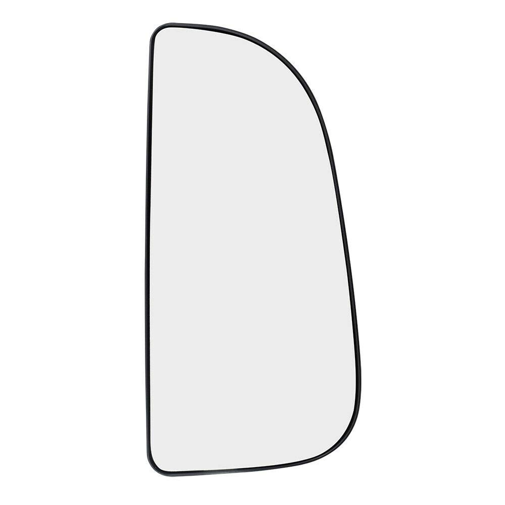 Passengers Tow Side Outer Mirror Glass w/Base for 09-10 Dоdgе 11-18 RAM Pickup