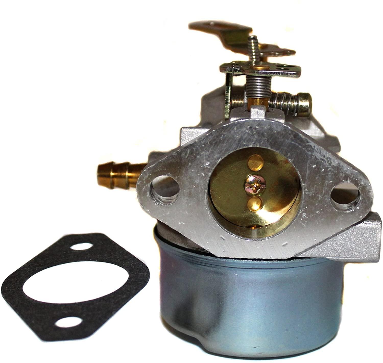 Carburetor for Tecumseh 640349 640052 640054 640058 640058A HMSK80-155723X HMSK80-155724X HMSK85-155901A HMSK85-155902A