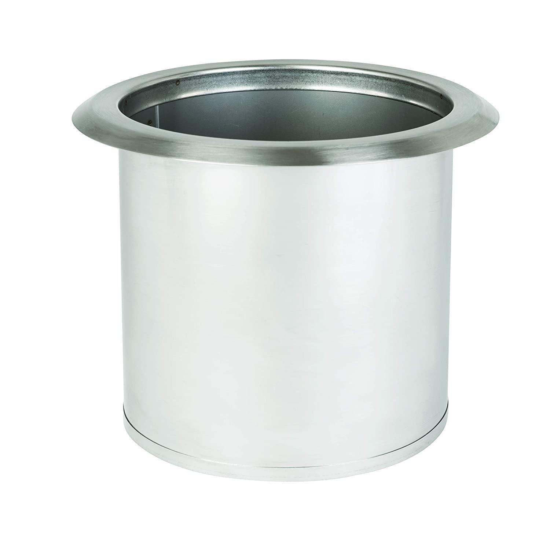 Dispense-Rite TCD-2-NB Drop-in Trash Chute, Small
