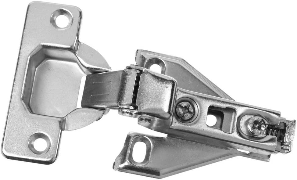 National Hardware S826-156 BB8192 Concealed Cabinet Hinge in Plain Steel