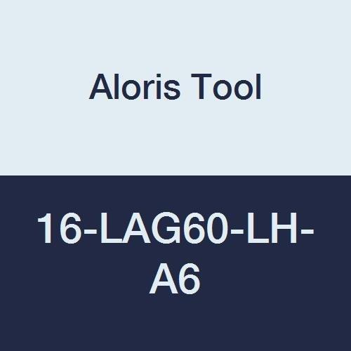 Aloris Tool 16ER-LAG60-LH-A6 Partial Profile Triangular Threading Insert, 60 Degree