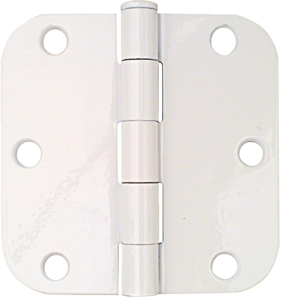 National Mfg. National Hardware 5/8 In. Radius Corner Residential Door Hinge