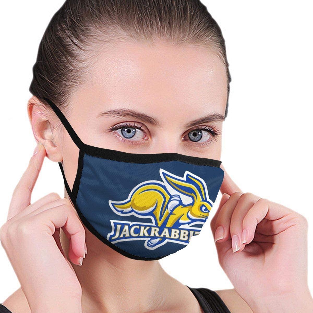 South Dakota State Outdoor Dy Decorative Face Protection Face Cover Bandana Gaiter Balaclava Scarf Headwear