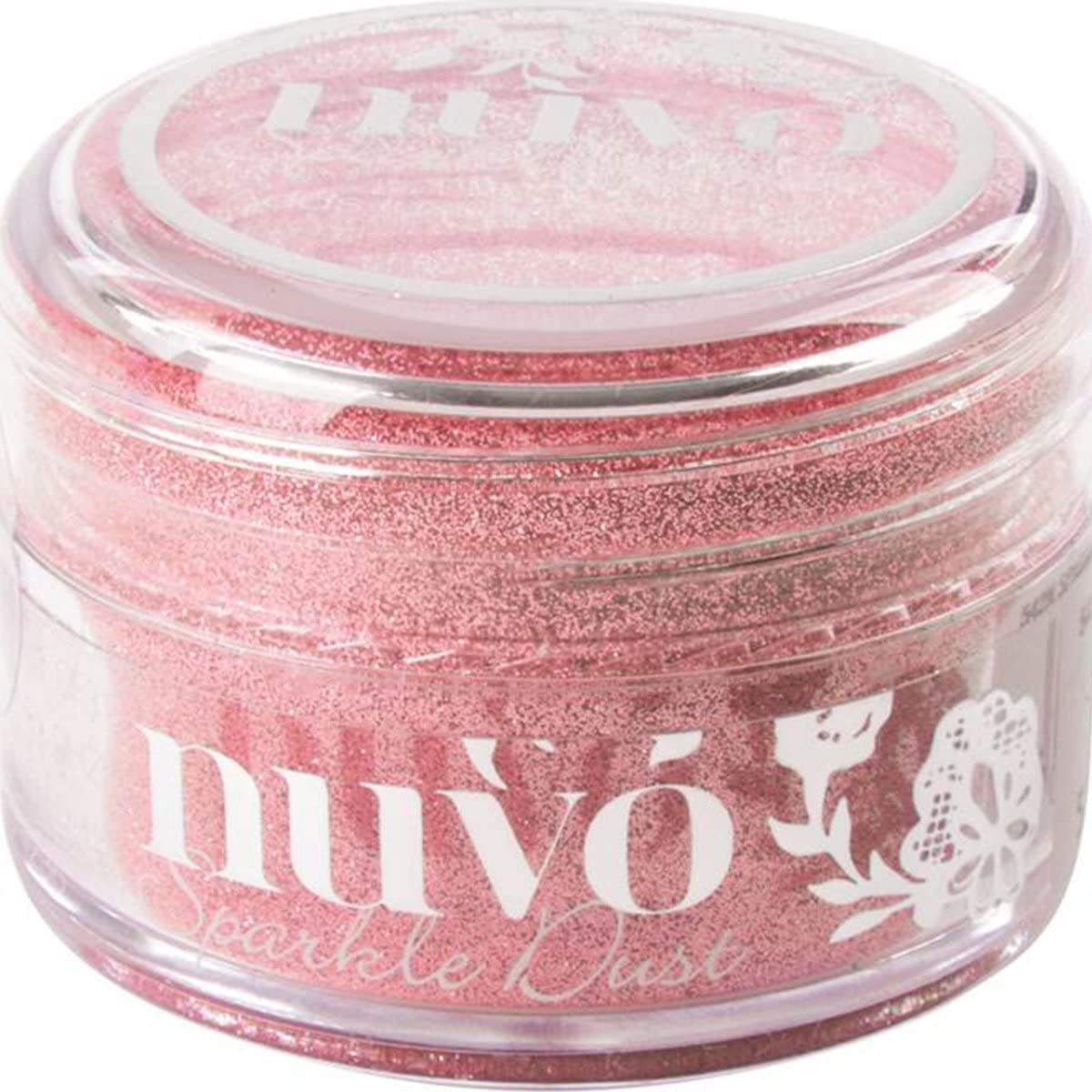 TONIC STUDIOS 542N Nuvo Sparkle Dust-Rose Quartz