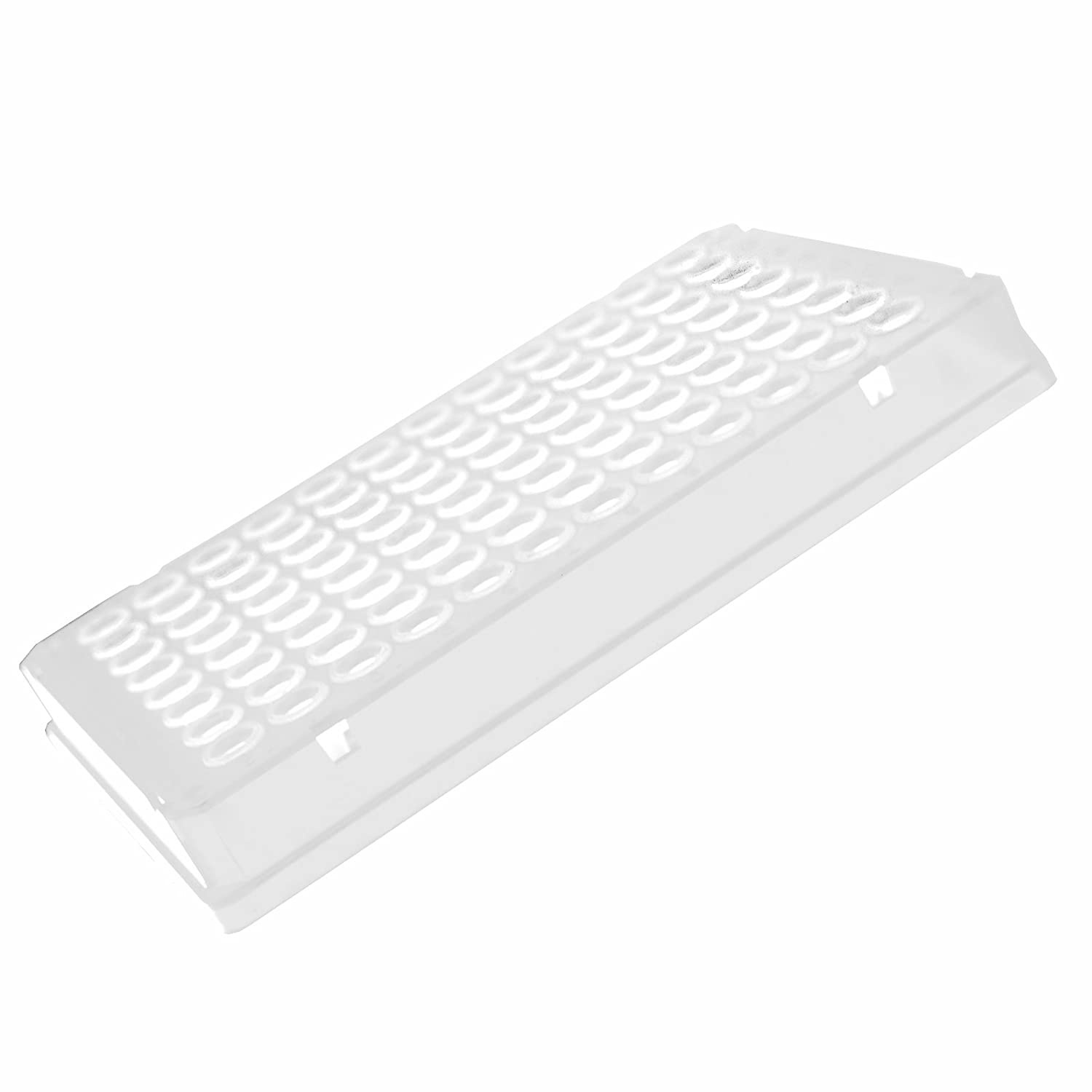 Axygen P-96-450R-W Deep Well 96-Well x 500 microliter Assay Storage Microplate with Round Bottom Wells, White PP (1 Case: 10 Plates/Unit; 5 Units/Case)