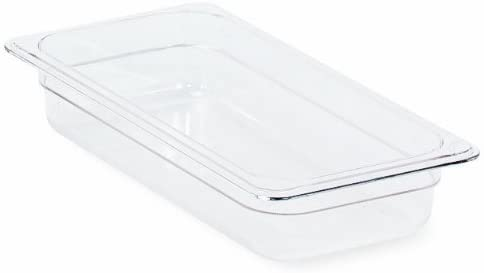 Crestware Polycarbonte Food Pan Full Size x 8-Inch