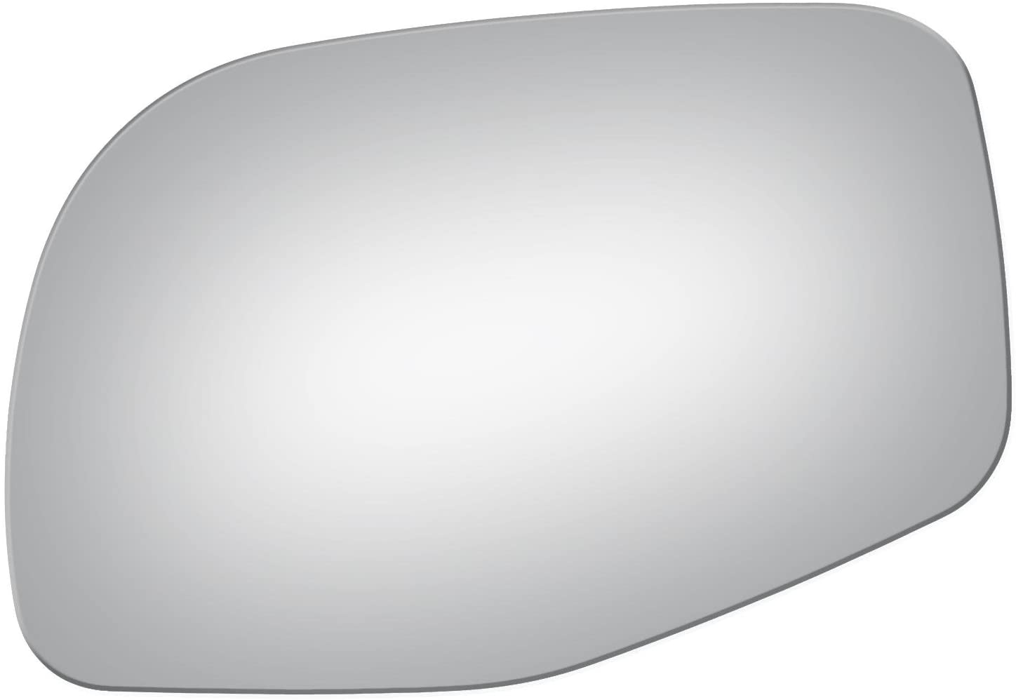 Driver Side Replacement Mirror Glass for FORD EXPLORER RANGER SPORT TRAC (1995 1996 1997 1998 1999 2000 2001 2002 2003 2004 2005) MERCURY MOUNTAINEER (1997 1998 1999 2000 2001 2002 2003 2004 2005)