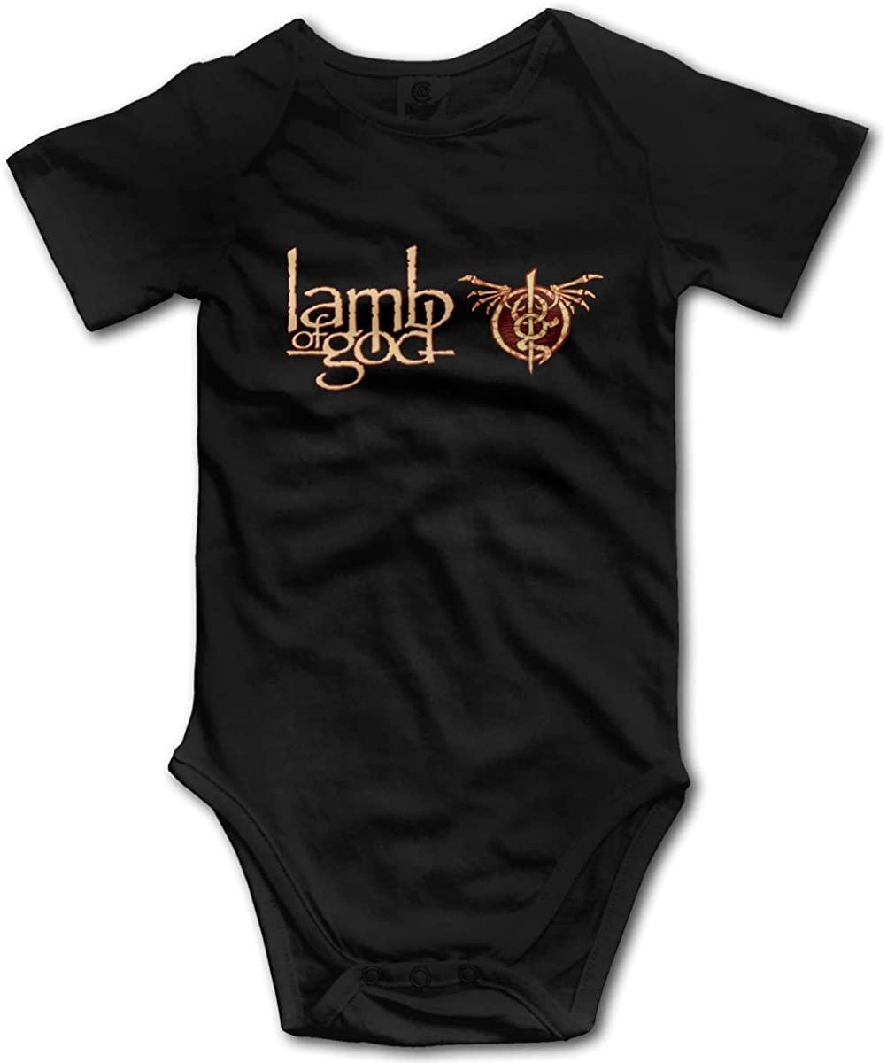 Baby Lamb of God Pants Set Newborn Infant Toddler Romper Pants Hats Clothes