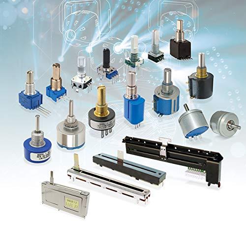 MOV-07D301K, VAR MOV 190VAC/250VDC 1200A 300V Thru-Hole Radial Bulk (1000 Items)