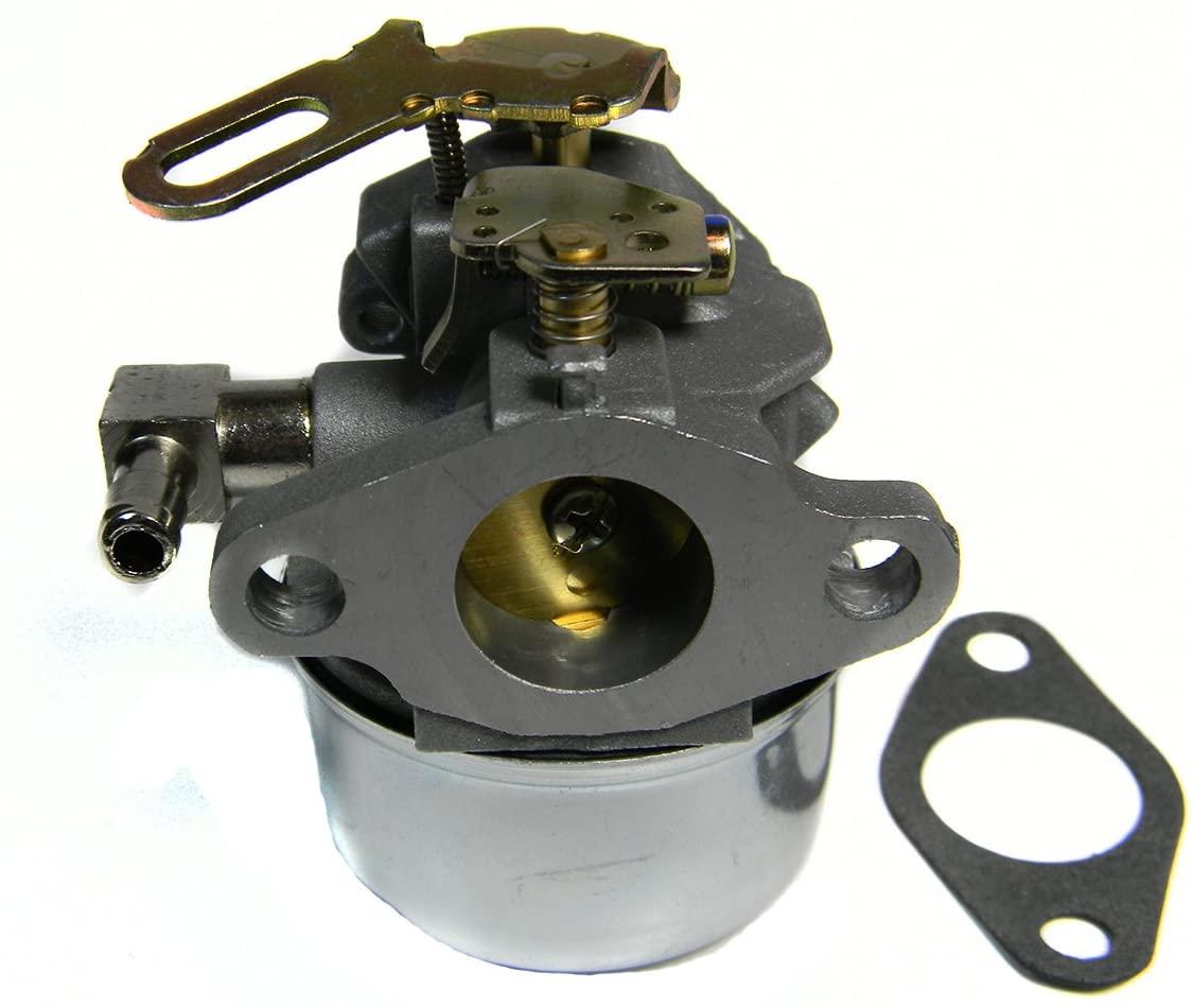 KING Carburetor for Tecumseh 632107A 632107 640084A 640084B Fitting HSSK50-67368S HSSK50-67375S HSSK50-67377SModel Engines