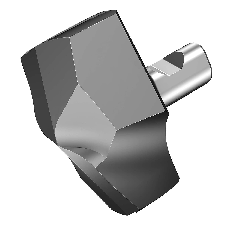 Sandvik Coromant, 870-2300-23-PM 4334, CoroDrill 870 Drill tip, Carbide, Right Hand, 4334 Grade, PVD TiAlN, Zertivo Technology