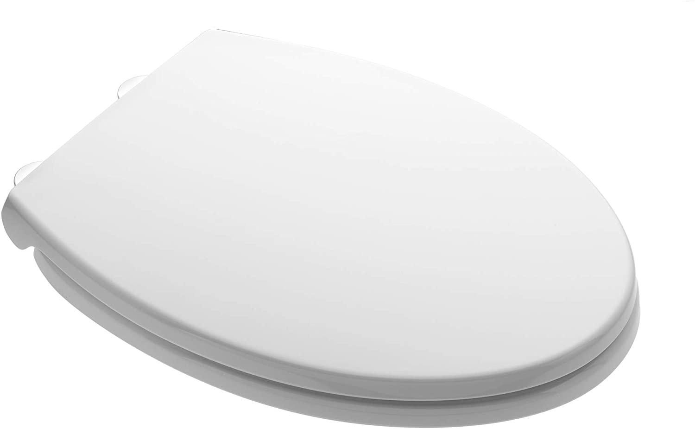 American Standard 5256A.65C.222 Elongated Slow Close Toilet Seat, Linen