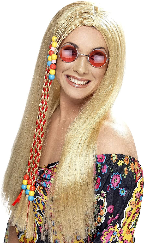 Smiffy's Hippy Party Wig